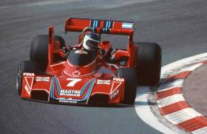 Carlos Reutemann(ARG) Brabham BT45, 4th place Spanish GP, Jarama 2 May 1976