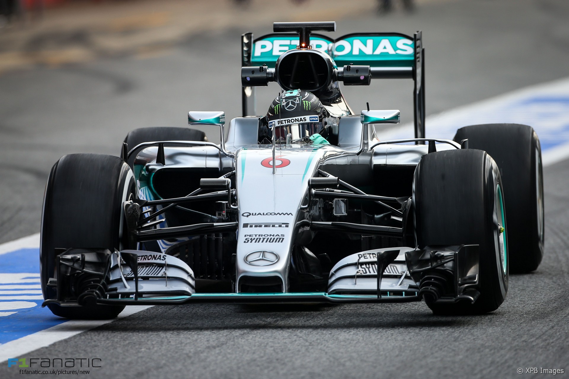 Motor Racing - Formula One Testing - Test One - Day 2 -  Barcelona, Spain